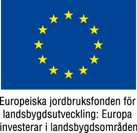 EU-flagga jordbruksfonden svensk