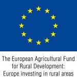 EU-flagga jordbruksfonden engelsk
